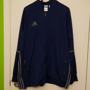 Adidas Climacool Full Zip Track Jacket